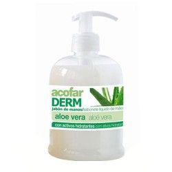 AcofarDERM Jabón de Manos Aloe Vera 500 ml.