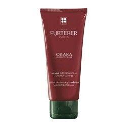 Rene Furterer Okara Protect Color Mascarilla Sublimadora Brillo 100 ml.