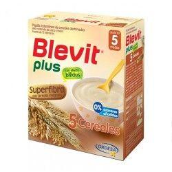 Blevit Plus Superfibra 5 Cereales 0% Azucares Añadidos