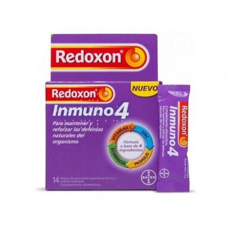 Redoxon Inmuno 4 Granulado 14 Sobres