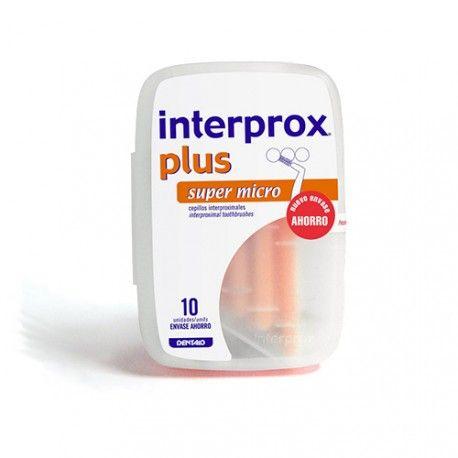 Cepillo Interprox Plus Super Micro Envase Ahorro