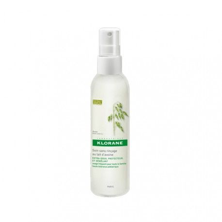 Klorane Spray Desenredante Avena Estrasuave 200 ml.