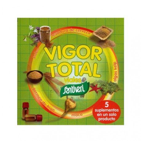 Vigor Total 20 Viales