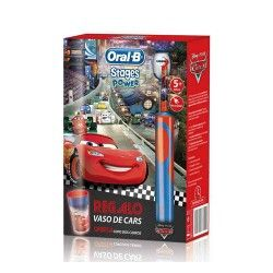 Oral-b Stages Power Cars + Vaso de Regalo