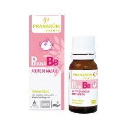 PranaBB Aceite de Masaje Inmunidad 10 ml.