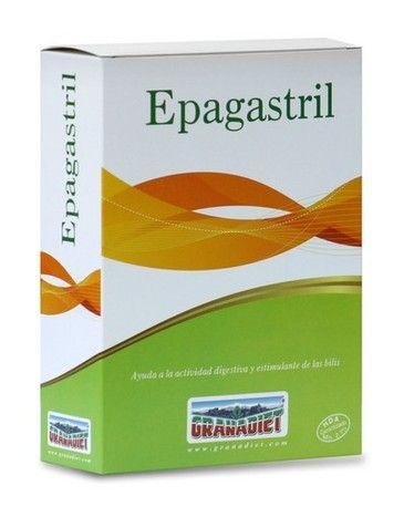 EPAGASTRIL (RABANO NEGRO) 20 AMP. 10 Ml.