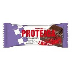 NUTRISPORT BARR.PROTEICAS SABOR CHOCOLATE