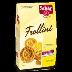 SCHAR GALLETAS FROLLINI 200 Gr. SIN GLUTEN