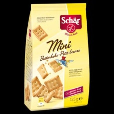 GALLETAS MINI PETIT 125 Grs.