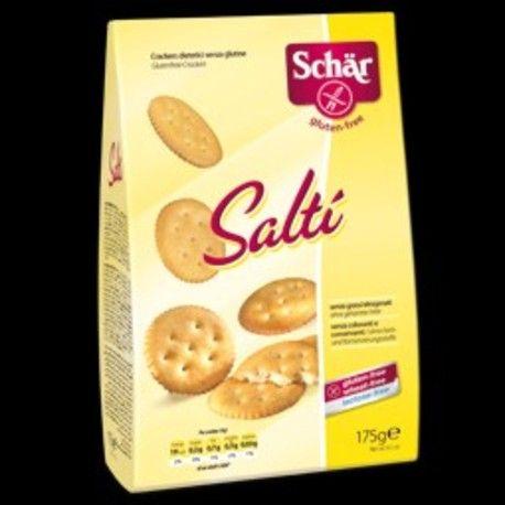 SALTI CRACKERS SALADOS 175 Grs.