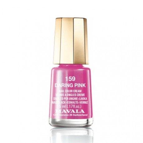 Mavala Esmalte de Uñas 159 Daring Pink 5 ml.