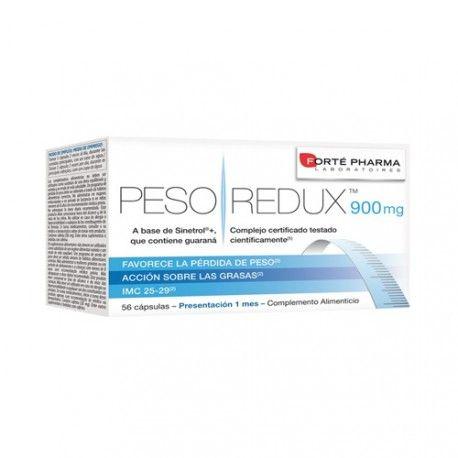 Pesoredux 900 mg 56 Cápsulas