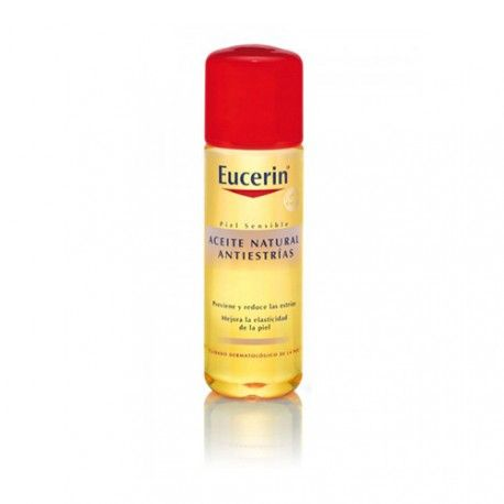 Eucerin pH 5 Aceite Natural Antiestrías 125 ml.