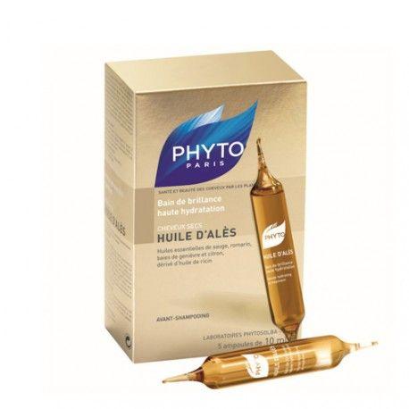 Phyto Huile d'Ales Aceite de Hidratación Intensa 5x10ml.
