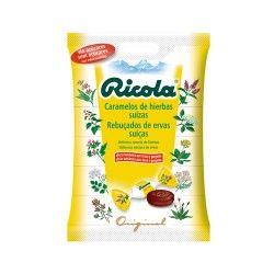 Ricola Caramelos de Hierbas Suizas Sin Azúcar Bolsa 70 gr.