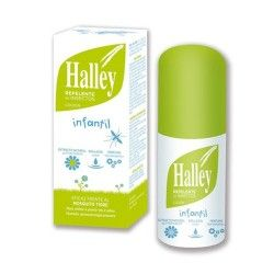 HALLEY LOCION REPELENTE INFANTIL 100 ML.