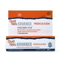 QUIT NITS ADVANCE CREMA PEDICULICIDA 60 ML.