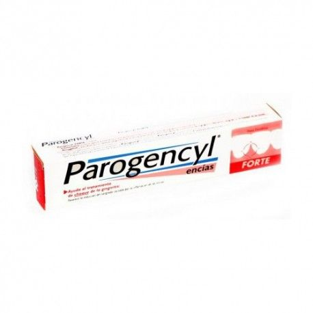 PASTA DENTAL PAROGENCYL FORTE 75 ML.