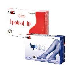 Nutrición Center Lipotrol 10 + Aquadren Retención