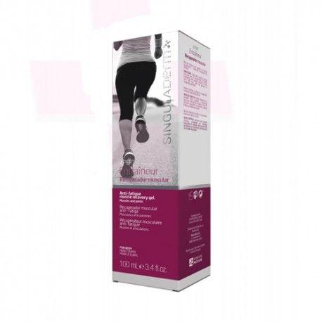 Singuladerm Xpert Entraineur Recuperador Muscular 100 ml.