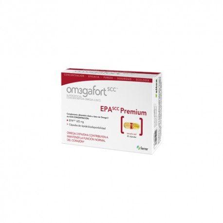 Omegafort Premium EPA 60 Cápsulas
