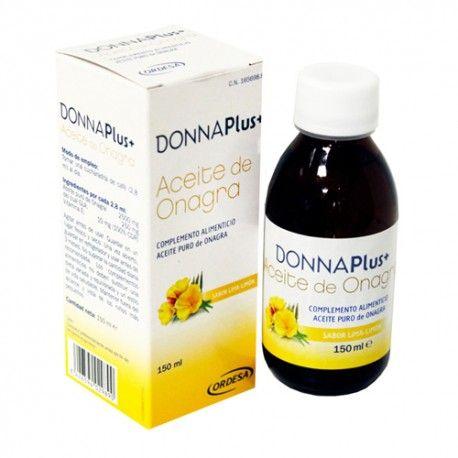 Donnaplus Aceite de Onagra 150 ml.