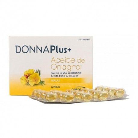 Donnaplus Aceite de Onagra 60 Perlas