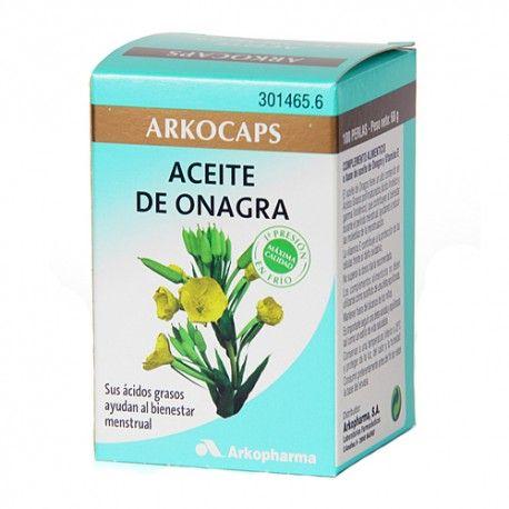 Arkocapsulas Aceite de Onagra 100 Perlas