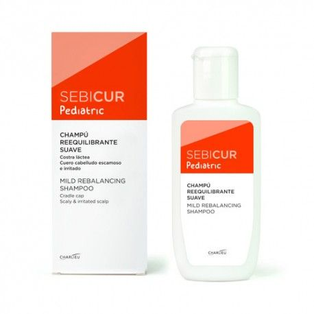 SEBICUR PEDIATRICO CHAMPU 125 ML.