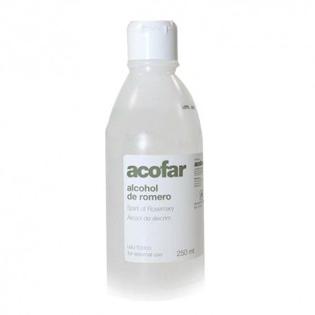 ALCOHOL DE ROMERO ACOFAR 250 ML.