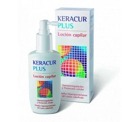 KERACUR PLUS LOCION CAPILAR VAPO. 125 ML.
