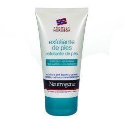 NEUTROGENA CREMA DE PIES EXFOLIANTE 75 ML.