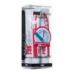 PASTA DENTAL P H B POCKET RECAMBIO 4 X 6 ML.