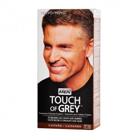 TOUCH OF GREY TONO CASTAÑO GEL TUBO 40 G.