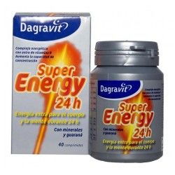 DAGRAVIT SUPER ENERGY 24H 40 COMP.