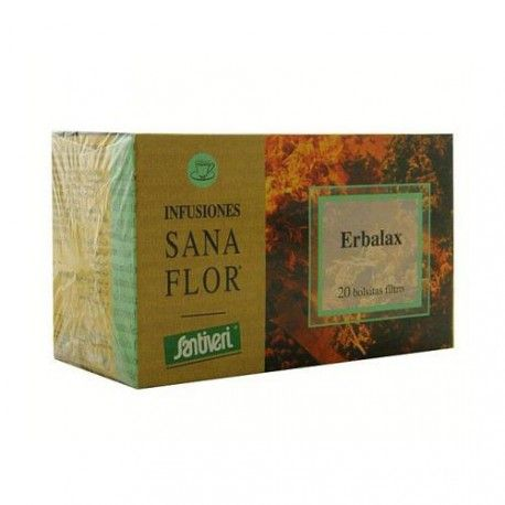 Sanaflor Erbalax 20 Bolsitas