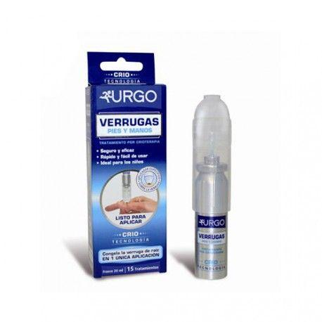 Urgo Verrugas Crio Frasco 38 ml.