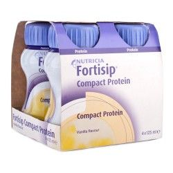 FORTISIP COMPACT VAINILLA 24X125 ML.