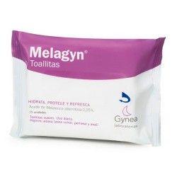 MELAGYN TOALLITAS FLOW PACK 15 UND.