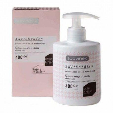 ANTIESTRIAS SUAVINEX 400 ML