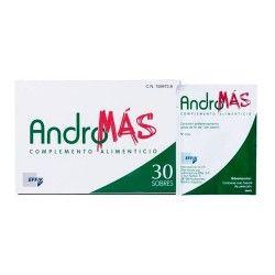 ANDROMAS 30 SOBRES.