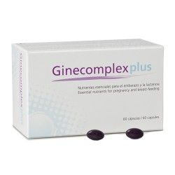 GINECOMPLEX PLUS 60 CAPSULAS