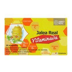 JALEA REAL ARKOPHARMA VITAMINADA 20 AMP.