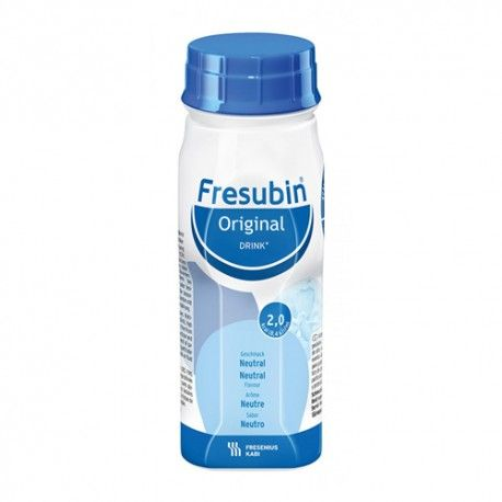 FRESUBIN ORIGINAL NEUTRO 12X500 ML.