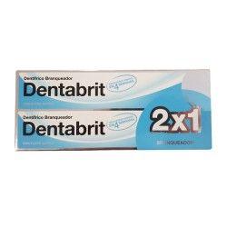 PASTA DENTAL DENTABRIT BLANQ 2X125 ML