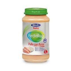 HERO BABY POLLO ARROZ PEDIALAC 250 GR