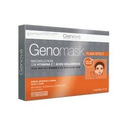 GENOMASK MASCARRILA VITAMINA C 6SOBRES 8ML