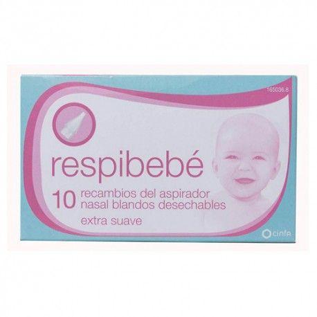 RESPIBEBE CINFA 10 RECAMBIOS