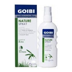 GOIBI ANTIMOSQUITOS NATURAL SPRAY 100ML