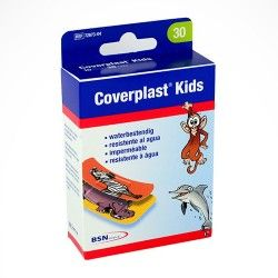 COVERPLAST KIDS APOSITO ADH IMPERMEABLE 30UD